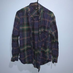 Urban Outfitters Flannel